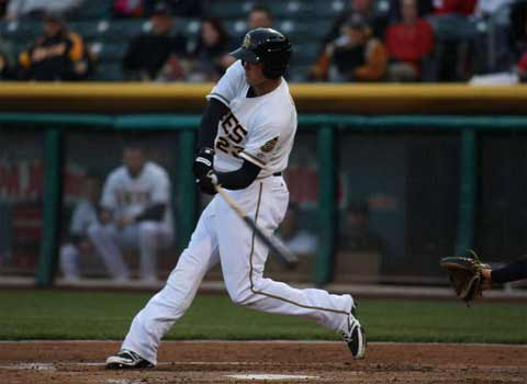 Brennan Boesch named Pacific Coast League player of the month