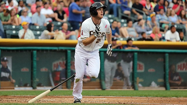 Pacific Coast League Announces Boesch Crowned PCL's Batting Champ